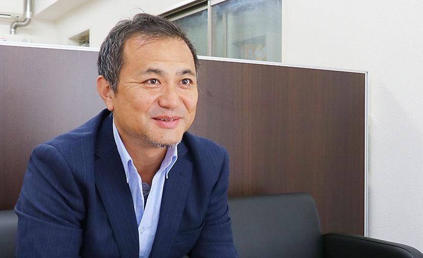 株式会社THE ONLY ONE・代表取締役 滝澤秀一郎
